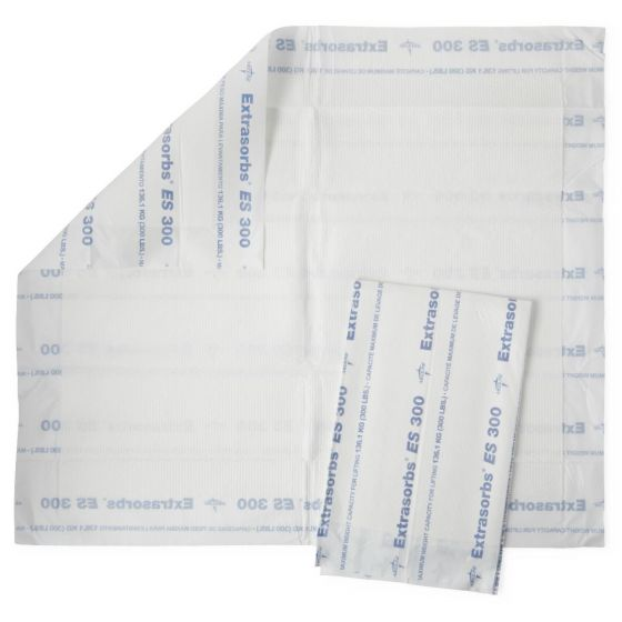 Extrasorbs ES 350 Disposable Drypad Underpads 30x36in 5Ct MSC8003003Z by Medline