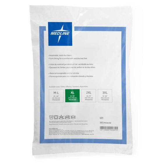Medline Mesh Underpants Extra-Large 1 Count MSC86400H by