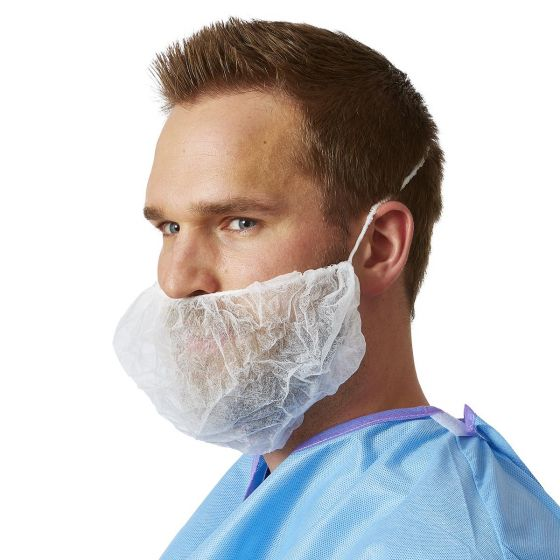 Head and Beard Covers NONSH400Z by Medline