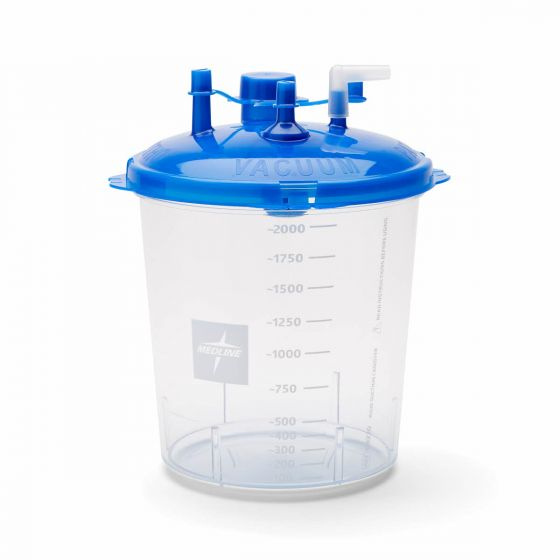 Rigid Suction Canister OR220 by