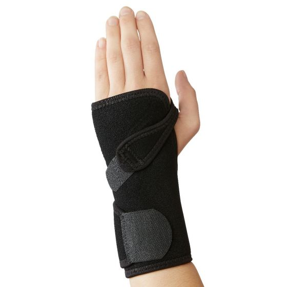 Universal Gel Wrist Support, 8in, Left ORT19310L by