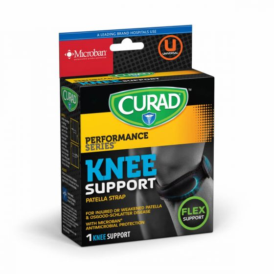 CURAD Performance Series Patella Strap with Microban 1Ct CUR25010DH by Medline