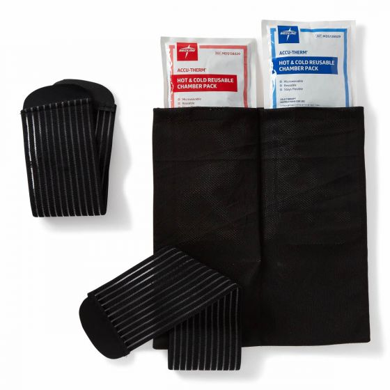 Medline Accu-Therm Shoulder/Hip Wrap with Hot and Cold Packs