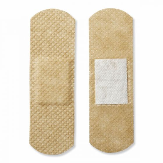CURAD Comfort Fabric Adhesive Bandage 1x3 100Ct NON25760Z by Medline