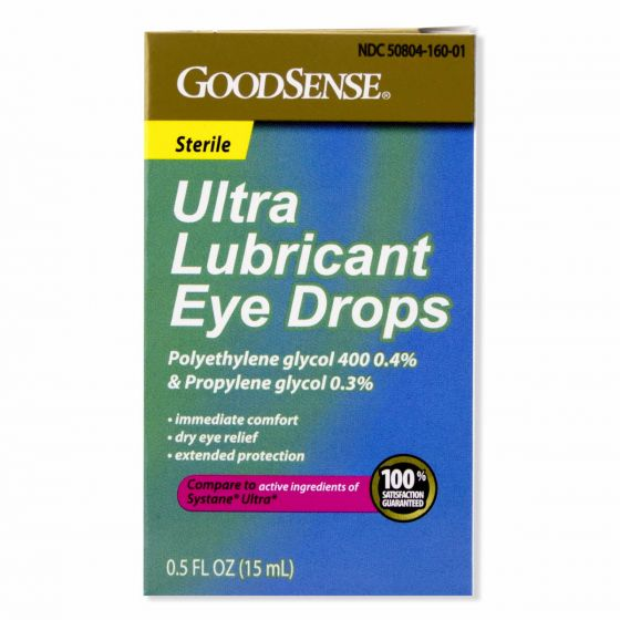 GoodSense Ultra Lubricant Eye Drops
