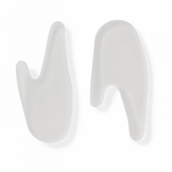 Medline Clear Gel Toe Separators S 15 Count POD14213S by Medline