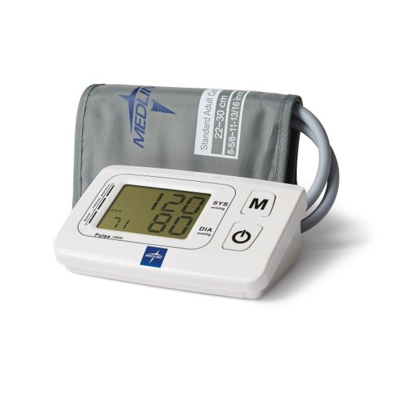 Automatic Digital Blood Pressure Monitor for Adult Use