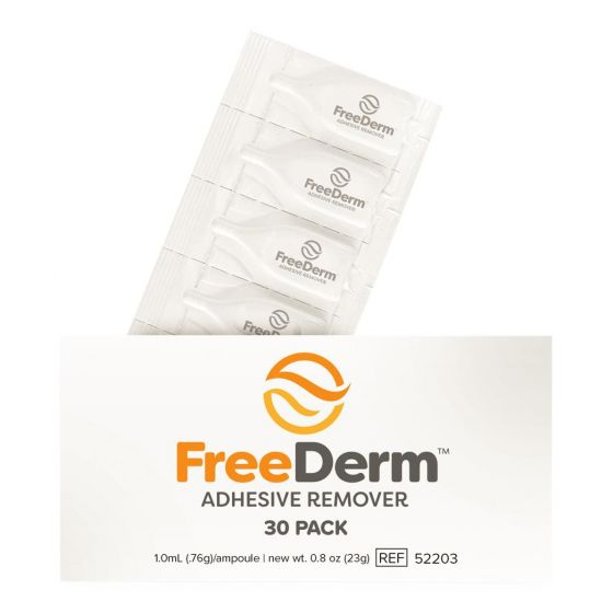 Adhesive Remover Freederm 1ml Ampule BOM52203BX by