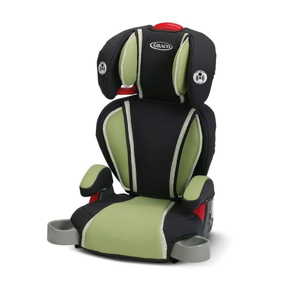 Graco Highback Turbo Booster Go Green Car Seat CGP1893811 by Graco