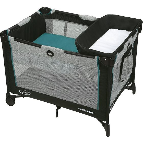 Graco Pack 'n Play Simple Solutions Playard with Integrated Diaper Changer CGP2000534 by  Graco Pack 'n Play