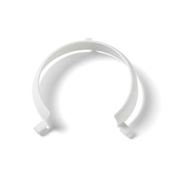 Clip-On Food Guard with Slight Curve MDSR000787 by Medline