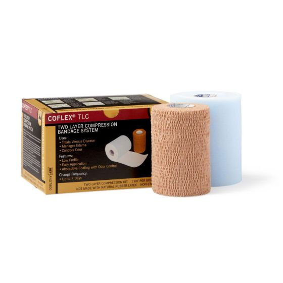 CoFlex TLC Two-Layer Compression System 1Ct AND7800H by Medline