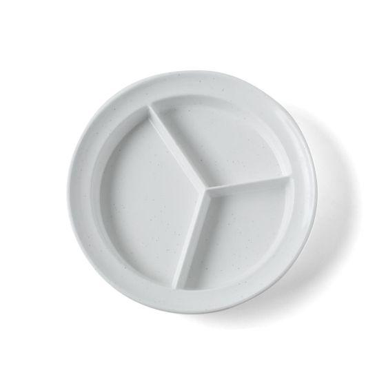 Medline Reusable Compartment Dish 8.75in 1 Count MDSR001784 by Medline