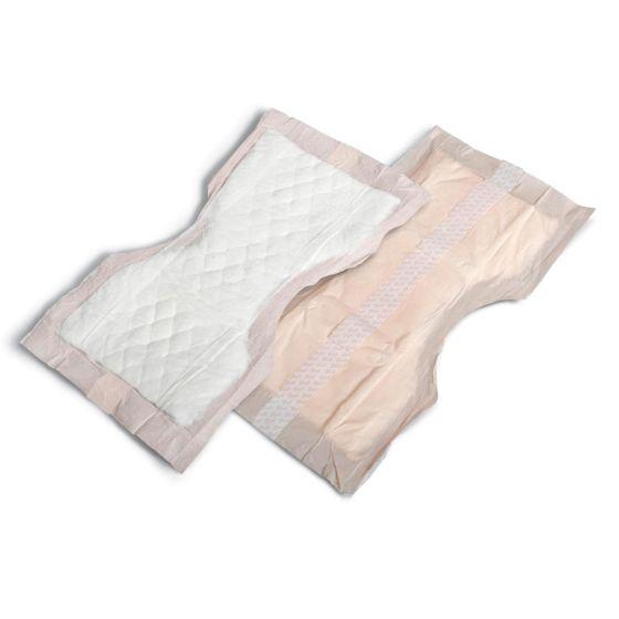 Medline Super-Absorbent Contoured Postpartum Pads