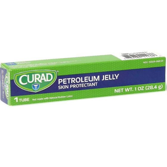 CURAD Skin Protectant Petroleum  Jelly, 1oz CUR005331H by Medline