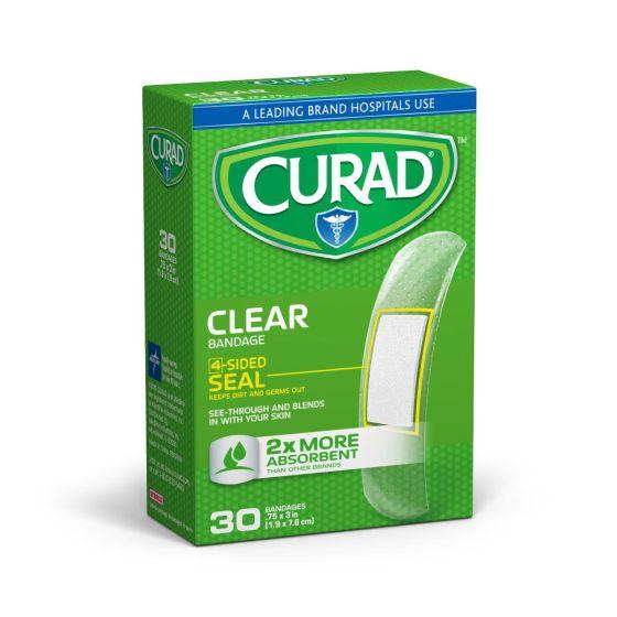 CURAD Clear Adhesive Bandages