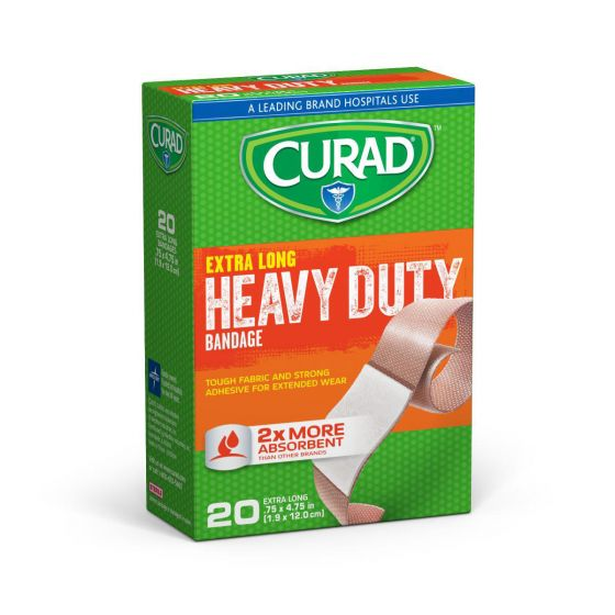 CURAD Extreme Hold Bandages CUR01101RB by Medline