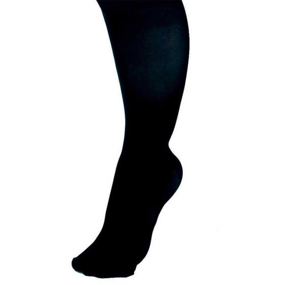 CURAD Knee-High Compression Hosiery with 20-30 mmHg, Size D MDS1703DBH by Medline