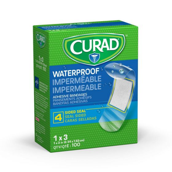 CURAD Waterproof Bandages NON25670Z by Medline