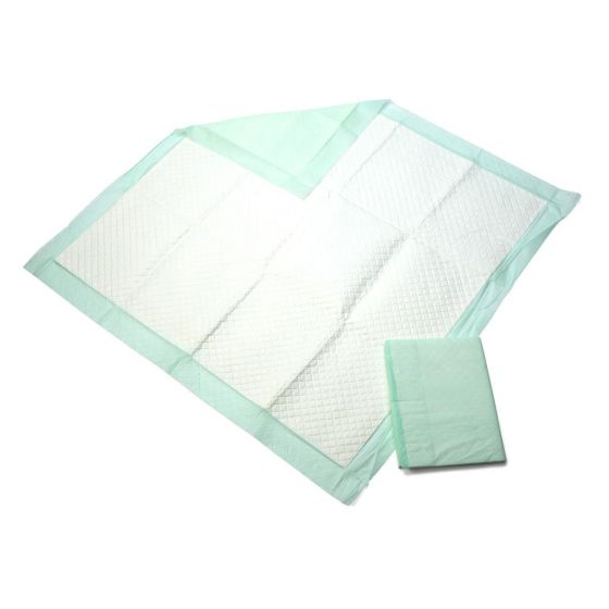 Medline Disposable Deluxe Fluff Underpads 36x36 50Ct MSC281271P by Medline