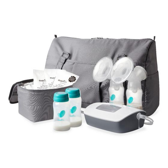 Evenflo Deluxe Advanced Double Electric Breast Pump EFI5164115H by Evenflo Company, Inc.