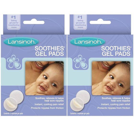 Lansinoh Soothies Gel Pads EMO65011 by Lansinoh
