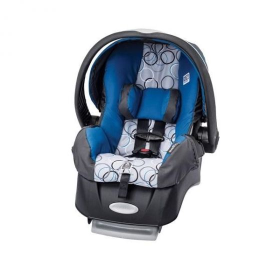 Evenflo Embrace Deluxe Infant Car Seat EVN3152198 by Evenflo Company, Inc.
