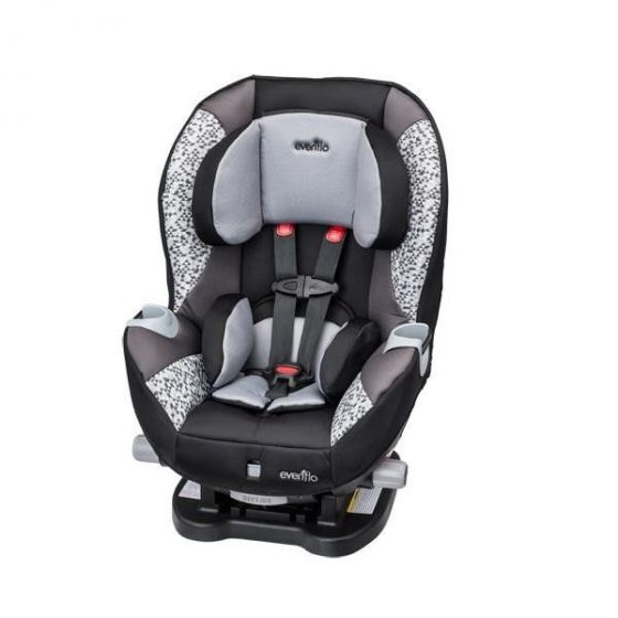 Evenflo Symphony LX Convertible Car Seat EVN34511557 by Evenflo Company, Inc.