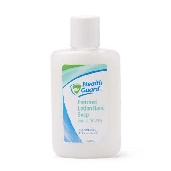 HealthGuard Enriched Lotion Soap