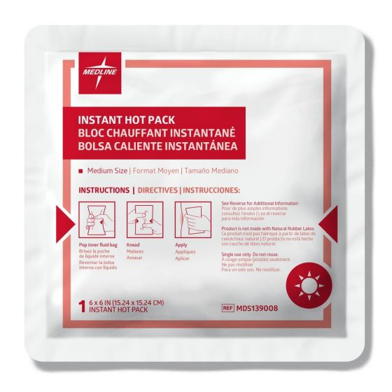 Instant Hot Packs PF58669 by Medline