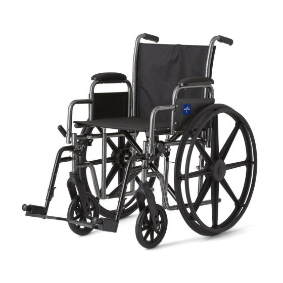 K1 Basic Wheelchairs MDS806200EE by Medline