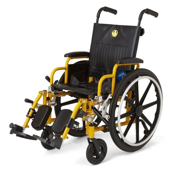 Kidz Pediatric Wheelchair MDS806140PD by Medline