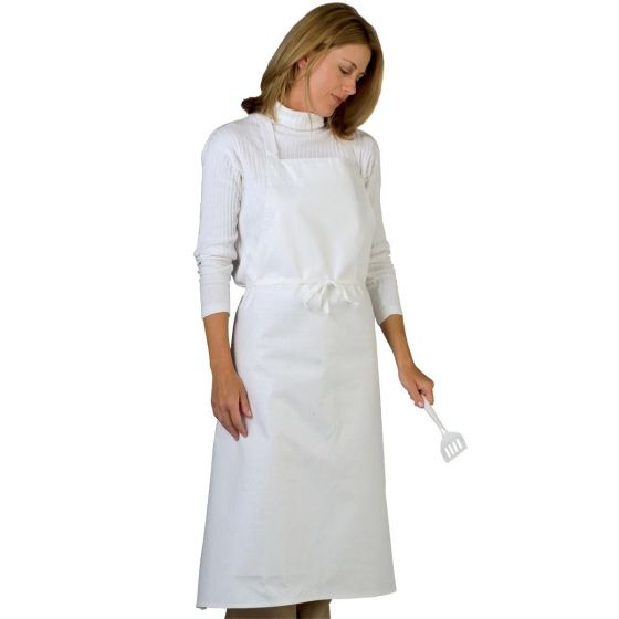 Long Length Bib Apron MDT215062Z by Medline