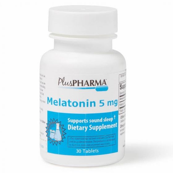 Melatonin Tablets 5mg 30Ct OTC786034 by Gemini Pharmaceuticals