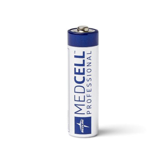 MedCell Alkaline AA Batteries MPHBAAZ by Medline