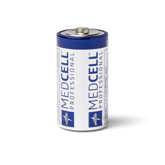 MedCell Alkaline 1.5V, C Batteries MPHBCZ by Medline