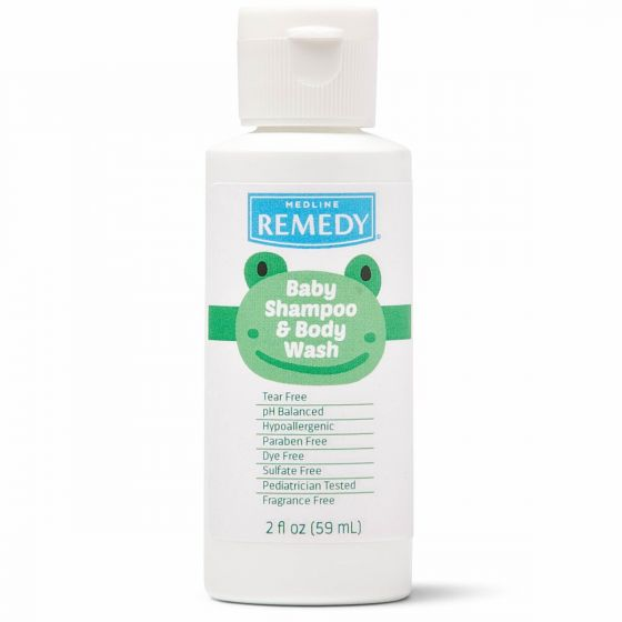 Remedy Baby Shampoo and Body Wash - Shop All PF261033 by Medline