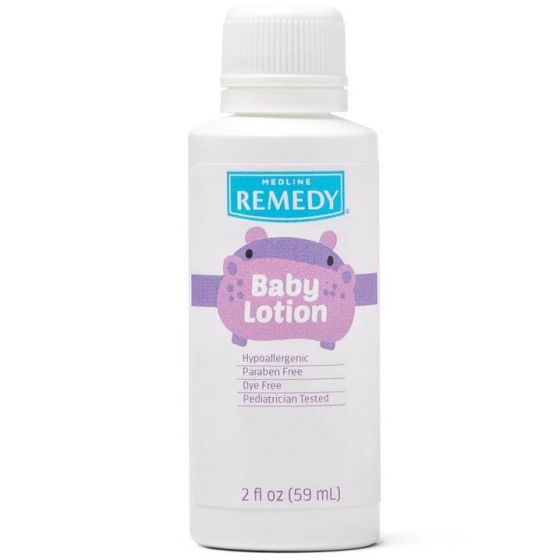 Remedy Baby Lotion, Linen Fragrance, 2oz MSC095007H by Medline