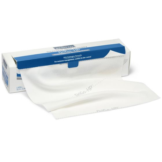 DriGo-HP Intensive Skin Therapy Barrier Sheets 10 x 36in MSCWH219SZ by Medline
