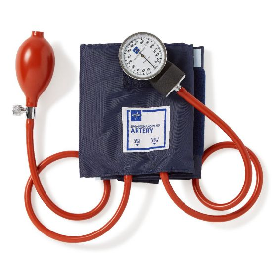 Neoprene Handheld Aneroid MDS9380LF by Medline