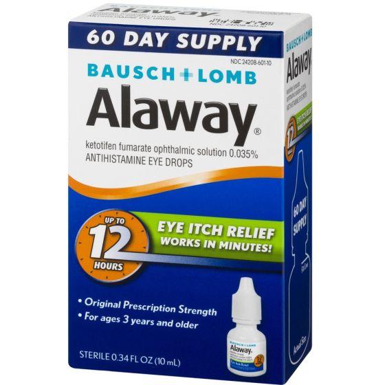 Alaway Eye Drops, 0.34oz OTC060110 by Alaway