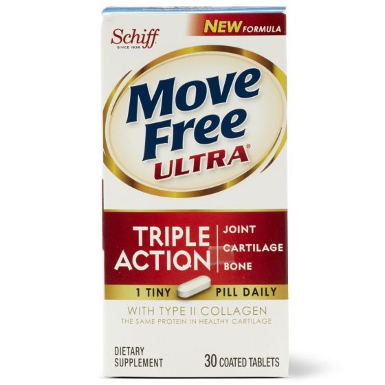 Move Free Joint Health Triple Action Supplement 30Ct OTC118417 by Move Free Ultra