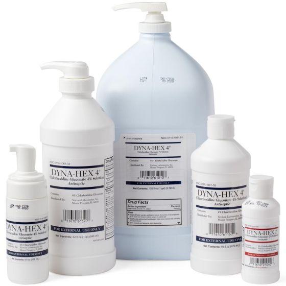 Dyna-Hex CHG 4% Surgical Scrub - Shop All PF07436 by Medline