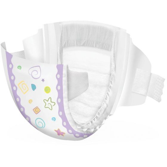 Medline Disposable Baby Diapers - Shop All PF155288 by Medline