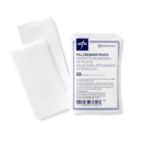 Pill Crusher Pouches PF110124 by Medline