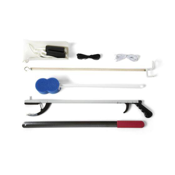 Medline Premium 7-Piece Hip Kit with 26in Reacher MDSR020068 by Medline