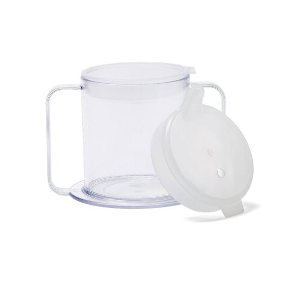 2-Handled Mugs by Providence Spillproof Container