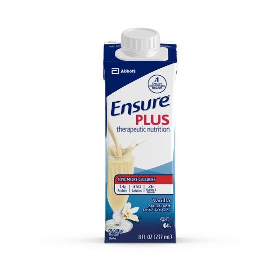 Ensure Plus Vanilla R-L64905 by Abbott