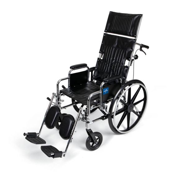 Reclining Wheelchairs MDS808450 by Medline