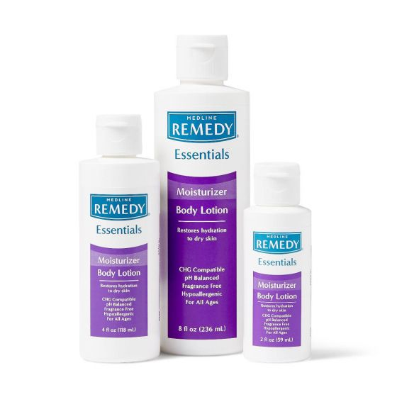 Remedy Essentials Moisturizing Body Lotion - Shop All PF44875 by Medline